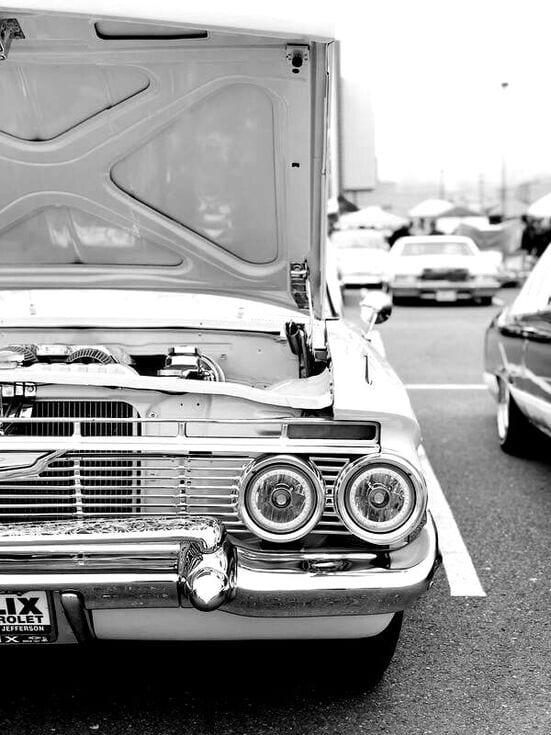 San Diego classic car restoration