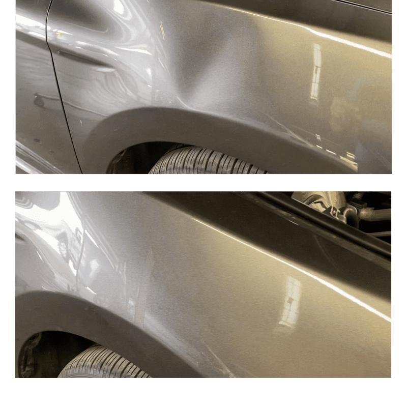 auto repair oceanside dent removal