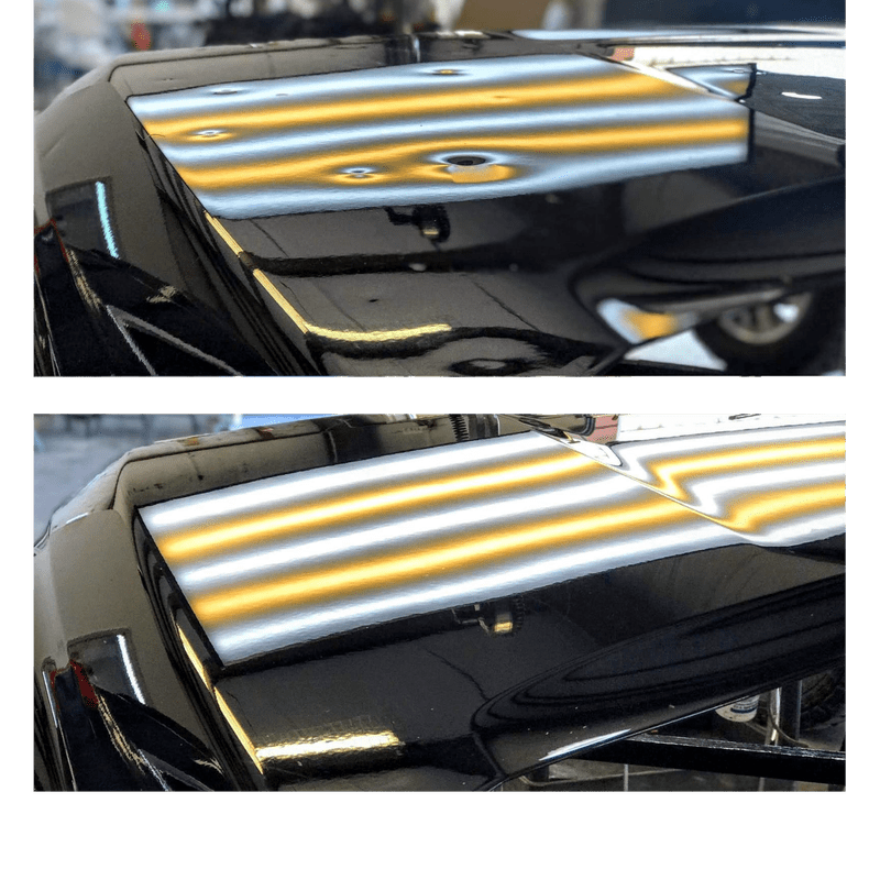 carlsbad car dent repair before and after