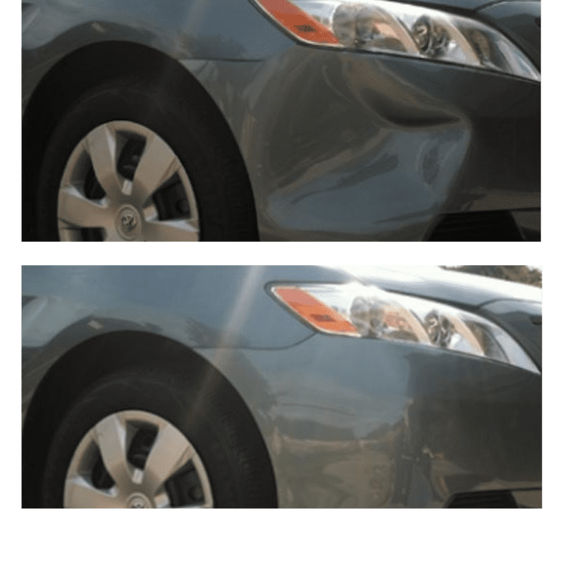 dent repair vista auto body