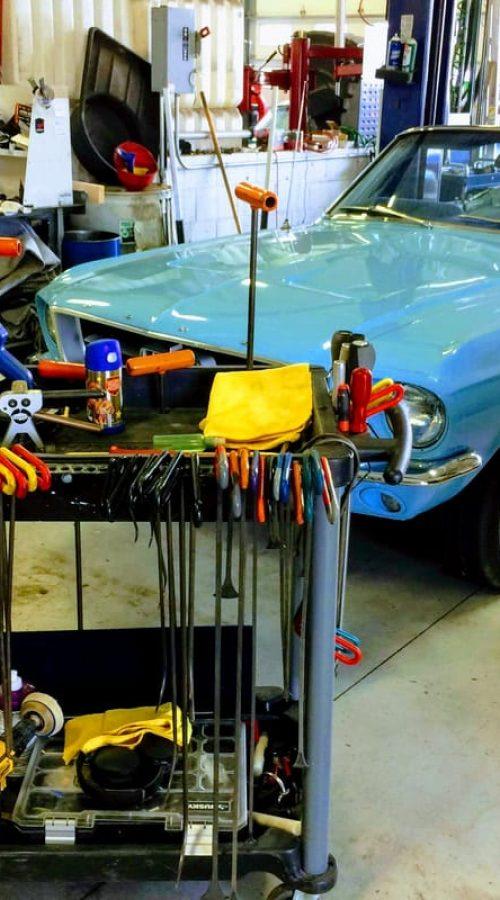 classic car repair san diego