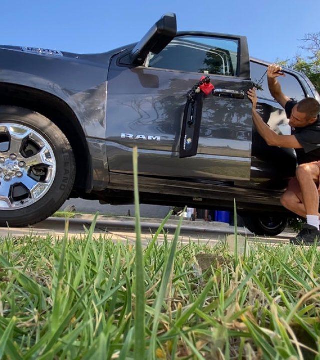 mobile dent repair orange county